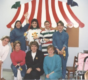 Challenged Child Volunteers 1994